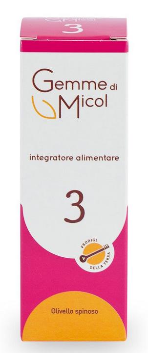 GEMME DI MICOL 3 30ml