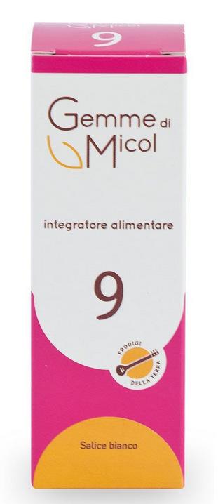 GEMME DI MICOL 9 30ml