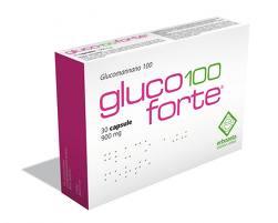 GLUCO 100 FORTE INTEGRATORE ALIMENTARE - 30 COMPRESSE