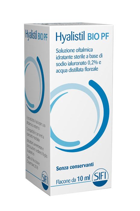 HYALISTIL BIO PF COLLIRIO 0,2% 10 ml