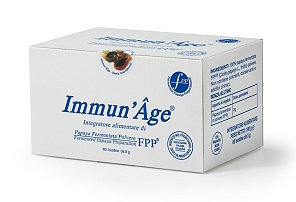 ImmunAge Papaya Fermentata in polvere 60 bust da 3g