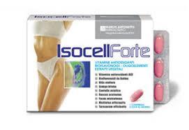 ISOCELL FORTE INTEGRATORE ALIMENTARE PER IL MICROCIRCOLO ED I RADICALI LIBERI - 40 COMPRESSE 0,925 G