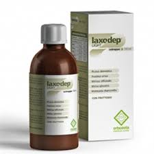 LAXODEP LIGHT SCIROPPO INTEGRATORE ALIMENTARE - 150 ML