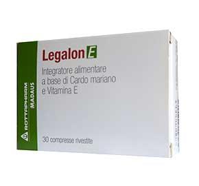 LEGALON E INTEGRATORE ALIMENTARE - 30 COMPRESSE