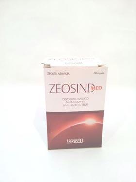 LEGREN ZEOSIND MED - 60 CAPSULE