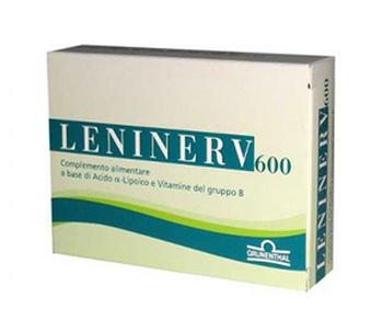 LENINERV 600 INTEGRATORE ALIMENTARE 20 COMPRESSE
