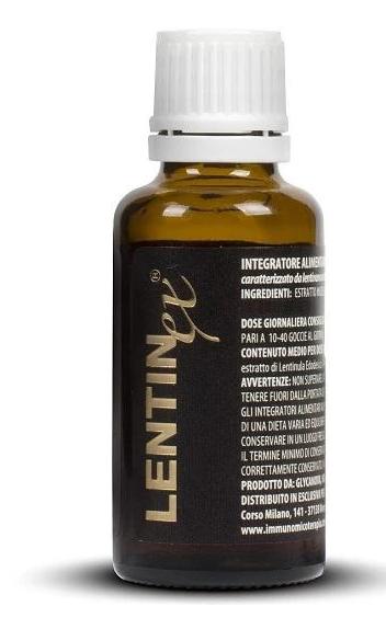 LENTINEX MICOFERMENTATO 30 ml