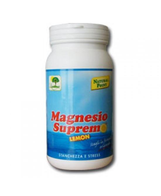 Magnesio Supremo 150 g Lemon