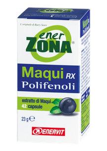 MAQUI Rx Enerzona Polifenoli 42 cp SOSTITUITO DA POLIFENOLI RX