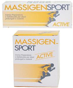 Massigen Sport Active 50ml Tubo