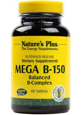 MEGA B 150 Nature's Plus 60 Tavolette