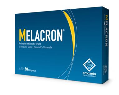 MELACRON INTEGRATORE ALIMENTARE 30 COMPRESSE