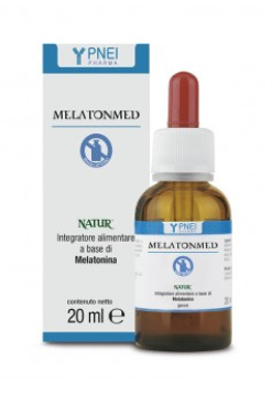 MELATONMED NATUR 1 mg 30ml