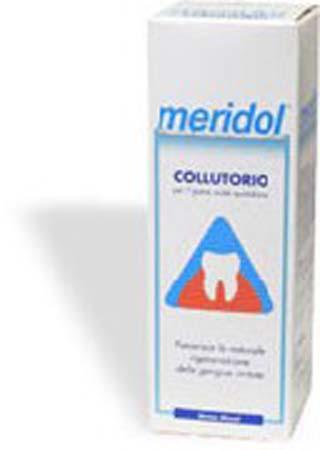 MERIDOL COLLUTORIO 400 ml igiene della bocca