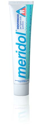 MERIDOL DENTIFRICIO 75 ml sollievo per le gengive