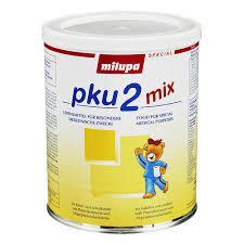 MILUPA PKU 2 MIX INTEGRATORE ALIMENTARE IN POLVERE - 400 G