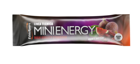 Mini Energy Fichi e Datteri 20 g ( 5 barrette)