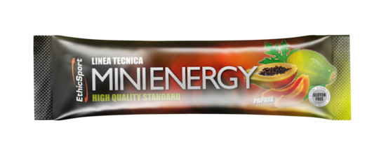 Mini Energy Papaya 20 g (5 barrette)