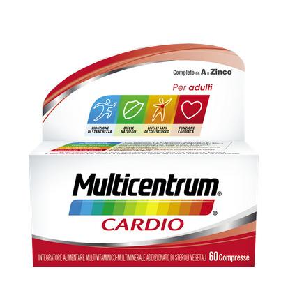 MULTICENTRUM CARDIO 60 COMPRESSE
