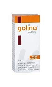 NAMED GOLINA SPRAY ORALE - 20 ML