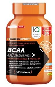 NAMED SPORT - BCAA NAMED BRANCHED CHAIN AMINO ACIDS ADVANCED - 100 COMPRESSE