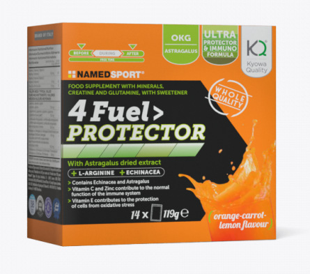 NAMED SPORT 4 FUEL PROTECTOR 14 BUSTINE