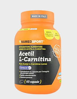 NAMED SPORT ACETYL CARNITINA - 60 CAPSULE
