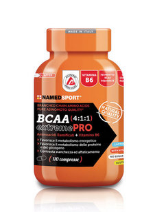 NAMED SPORT BCAA 4:1:1 EXTREME PRO 310 Compresse