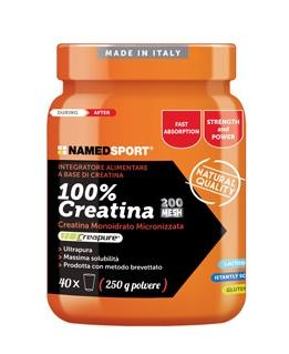 NAMED SPORT CREATINA POLVERE - 250 G