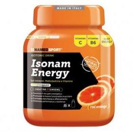 NAMED SPORT ISONAM ENERGY GUSTO ORANGE - 480 G