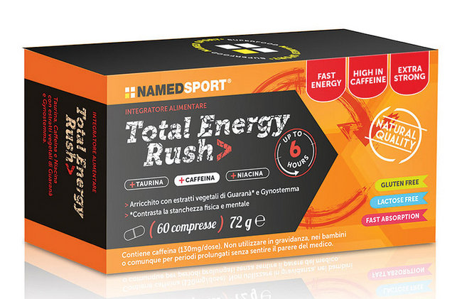 NAMED SPORT TOTAL ENERGY RUSH 60 COMPRESSE