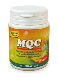 NATURAL POINT MQC INTEGRATORE ALIMENTARE - 50 CAPSULE
