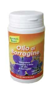 NATURAL POINT OLIO DI BORRAGINE - 100 PERLE