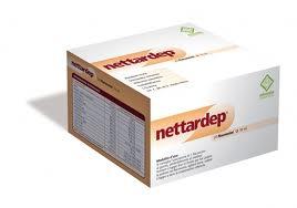 NETTARDEP INTEGRATORE ALIMENTARE - 20 FLACONCINI DA 10 ML