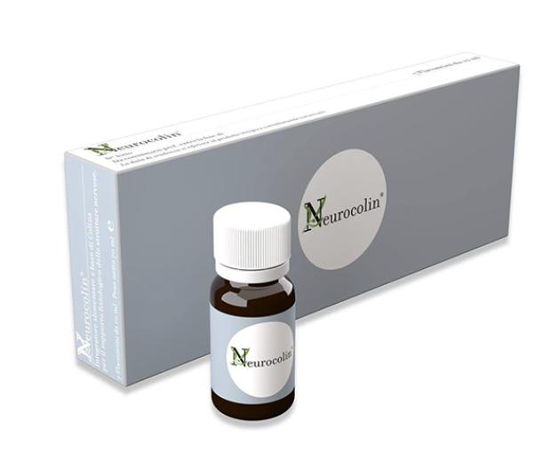 NEUROCOLIN INTEGRATORE ALIMENTARE 7 FLACONCINI
