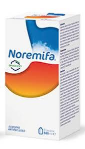 NOREMIFA SCIROPPO ANTIREFLUSSO FLACONE 200 ML