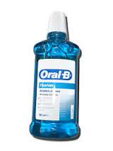 ORAL B COLLUTTORIO FLUORINSE - 500 ML