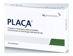 PLACA40 INTEGRATORE ALIMENTARE 30 COMPRESSE
