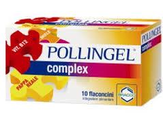 POLLINGEL COMPLEX INTEGRATORE ALIMENTARE - 10 FLACONCINI