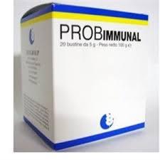 PROBIMMUNAL - INTEGRATORE ALIMENTARE - 20 BUSTE DA 5 G