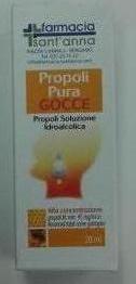 PROPOLI SOLUZIONE IDROALCOLICA - INTEGRATORE ALIMENTARE DI PROPOLI IN GOCCE - 20 ML