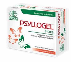 PSYLLOGEL FIBRA INTEGRATORE ALIMENTARE DI PSYLLIUM GUSTO ARANCIA ROSSA - 20 BUSTE