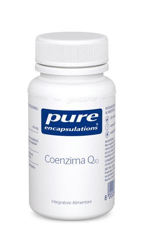 PURE ENCAPSULATIONS COENZIMA Q10 30 CAPSULE