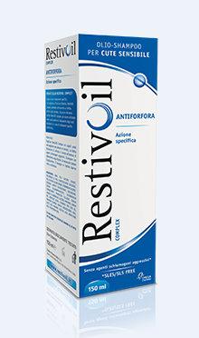 RESTIVOIL COMPLEX ANTIFORFORA AZIONE SPECIFICA 250ml
