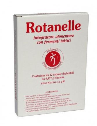 ROTANELLE PLUS integratore BROMATECH 12 capsule NON DISPONIBILE