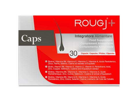 ROUGJ CAPS INTEGRATORE 30 CAPSULE