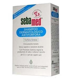 SEBAMED SHAMPOO DERMATOLOGICO ANTIFORFORA pH 5.5 - 400 ML