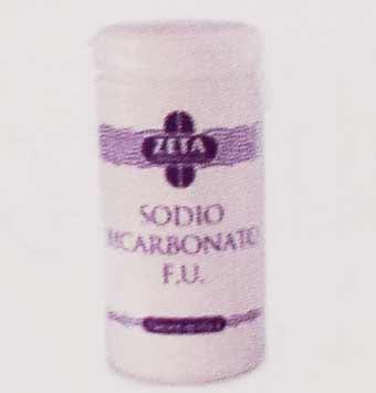 SODIO BICARBONATO IN POLVERE ZETA FARMACEUTICI - 250 G