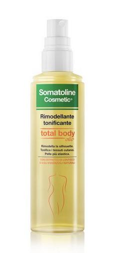 SOMATOLINE COSMETIC TOTAL BODY OLIO 125ml