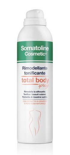SOMATOLINE COSMETIC TOTAL BODY SPRAY 200ml